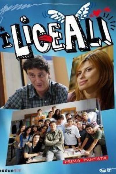 Caratula, cartel, poster o portada de I liceali