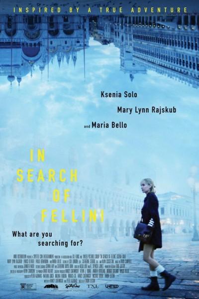 Caratula, cartel, poster o portada de In Search of Fellini