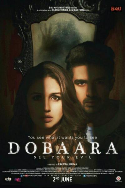 Caratula, cartel, poster o portada de Dobaara: See Your Evil