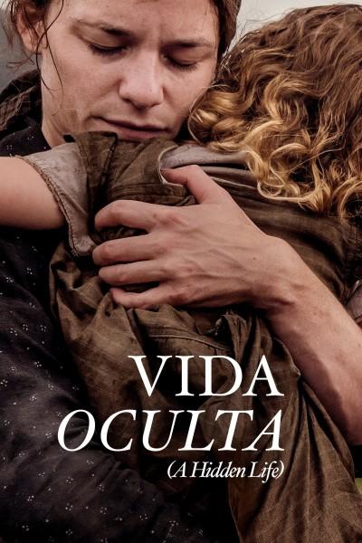 Caratula, cartel, poster o portada de A Hidden Life