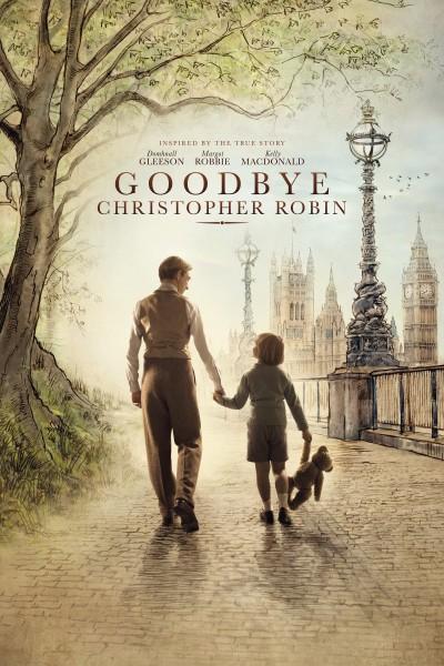 Caratula, cartel, poster o portada de Adiós, Christopher Robin