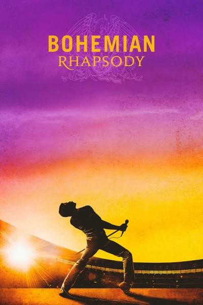 Caratula, cartel, poster o portada de Bohemian Rhapsody