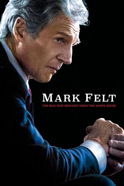 Caratula, cartel, poster o portada de Mark Felt. El informante