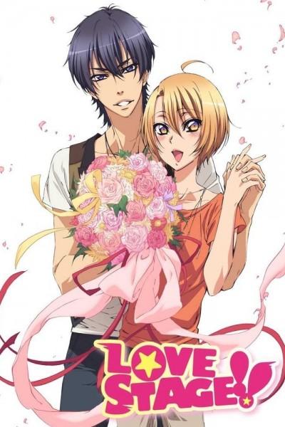 Caratula, cartel, poster o portada de Love Stage!!