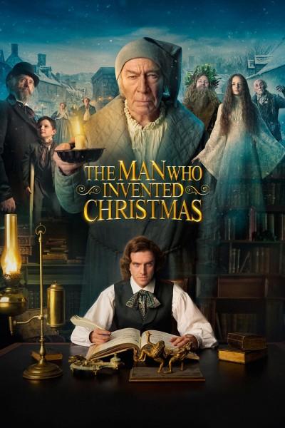 Caratula, cartel, poster o portada de El hombre que inventó la Navidad