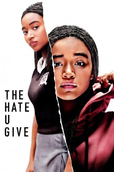 Caratula, cartel, poster o portada de El odio que das