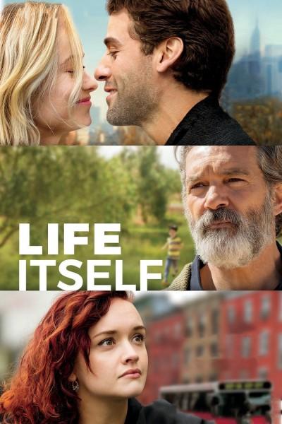 Caratula, cartel, poster o portada de Como la vida misma