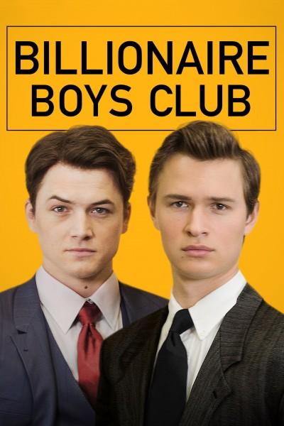 Caratula, cartel, poster o portada de El club de los jóvenes multimillonarios