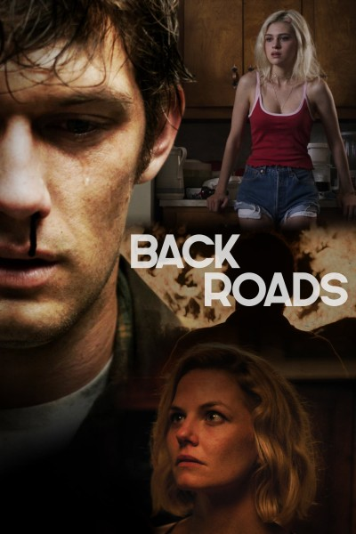 Caratula, cartel, poster o portada de Back Roads