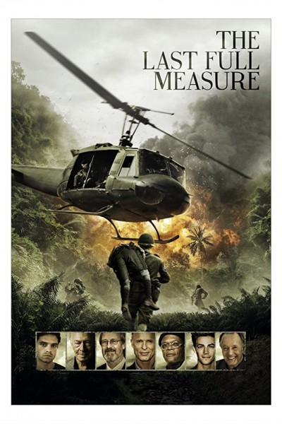 Caratula, cartel, poster o portada de The Last Full Measure