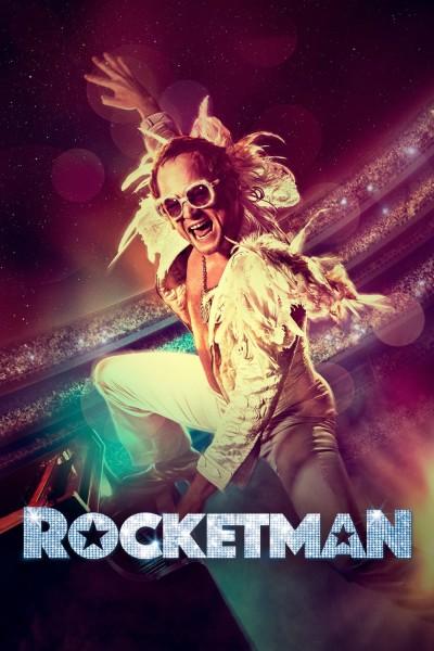 Caratula, cartel, poster o portada de Rocketman