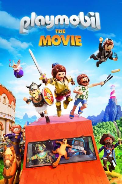 Caratula, cartel, poster o portada de Playmobil: La película