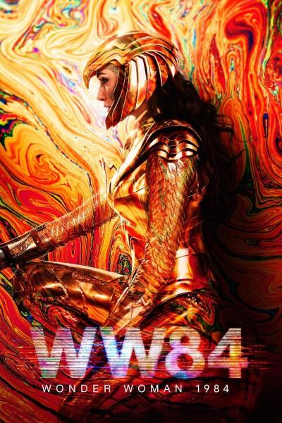 Caratula, cartel, poster o portada de Wonder Woman 1984