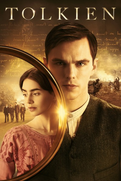 Caratula, cartel, poster o portada de Tolkien