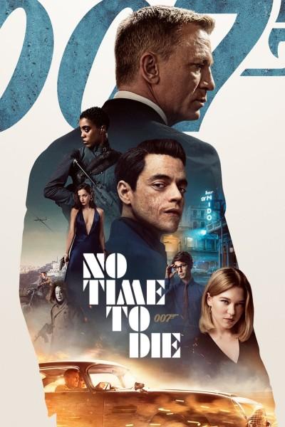 Caratula, cartel, poster o portada de Sin tiempo para morir