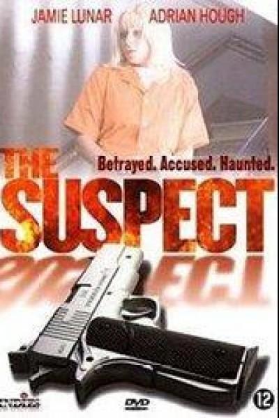 Caratula, cartel, poster o portada de La sospechosa