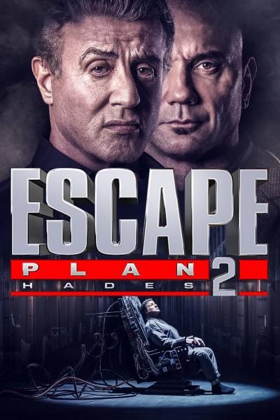 Caratula, cartel, poster o portada de Plan de escape 2: Hades