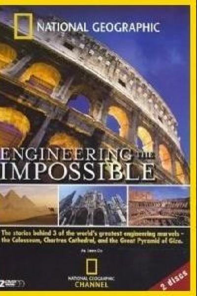 Caratula, cartel, poster o portada de Ingeniería de lo imposible