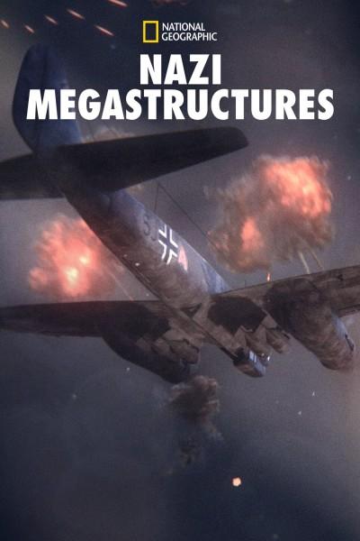 Caratula, cartel, poster o portada de Megaestructuras Nazis