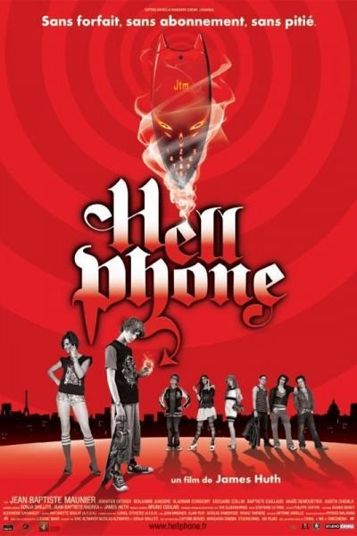 Caratula, cartel, poster o portada de Hellphone