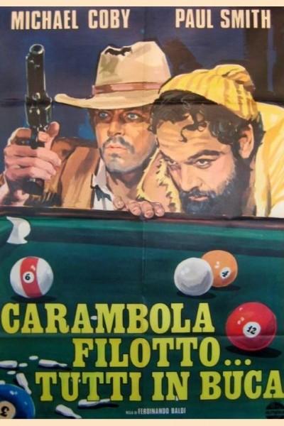 Caratula, cartel, poster o portada de Les llamaban los hermanos Trinidad