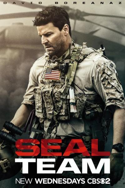 Caratula, cartel, poster o portada de SEAL Team