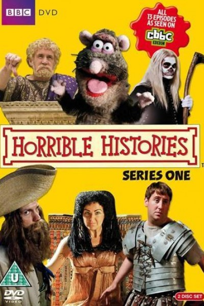 Caratula, cartel, poster o portada de Horrible Histories