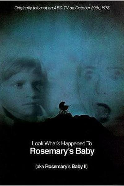 Caratula, cartel, poster o portada de ¿Qué pasó con el bebé de Rosemary?