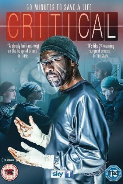 Caratula, cartel, poster o portada de Critical