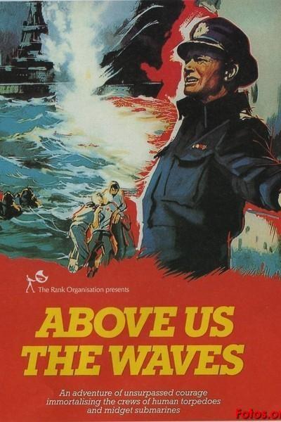Caratula, cartel, poster o portada de Operación Tirpitz