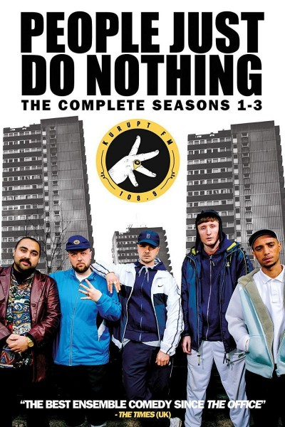 Caratula, cartel, poster o portada de People Just Do Nothing