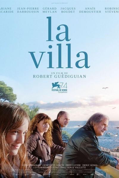 Caratula, cartel, poster o portada de La casa junto al mar