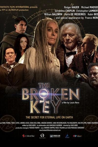 Caratula, cartel, poster o portada de The Broken Key