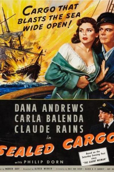 Caratula, cartel, poster o portada de Cargamento blindado