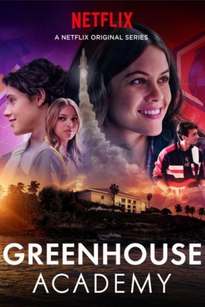 Caratula, cartel, poster o portada de Greenhouse Academy