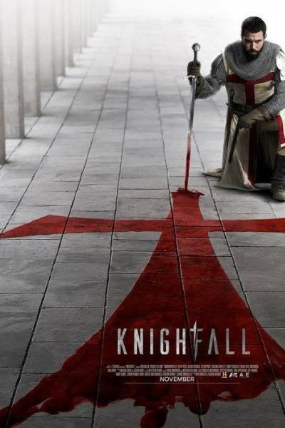 Caratula, cartel, poster o portada de Knightfall