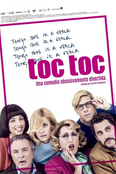 Caratula, cartel, poster o portada de Toc Toc