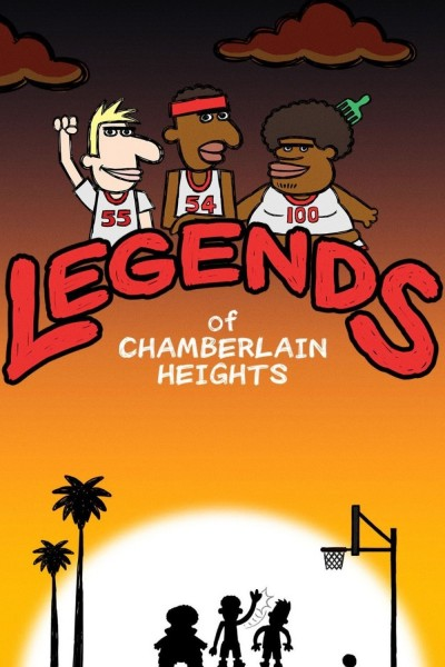 Caratula, cartel, poster o portada de Las leyendas de Chamberlain Heights