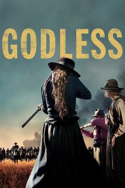 Caratula, cartel, poster o portada de Godless