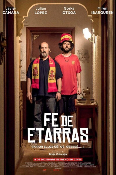 Caratula, cartel, poster o portada de Fe de etarras