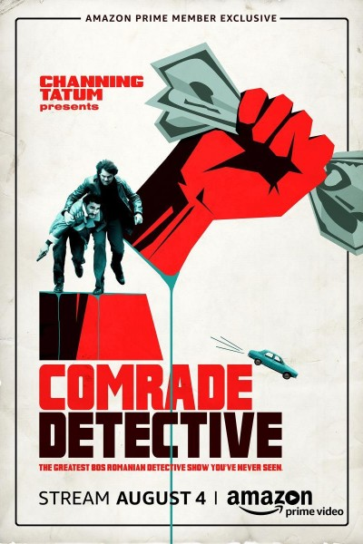 Caratula, cartel, poster o portada de Comrade Detective