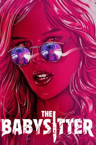 Caratula, cartel, poster o portada de The Babysitter