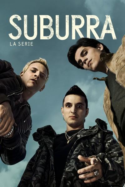 Caratula, cartel, poster o portada de Suburra, la serie