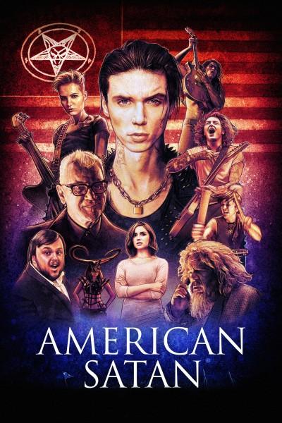 Caratula, cartel, poster o portada de American Satan