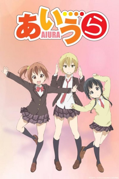 Caratula, cartel, poster o portada de Aiura