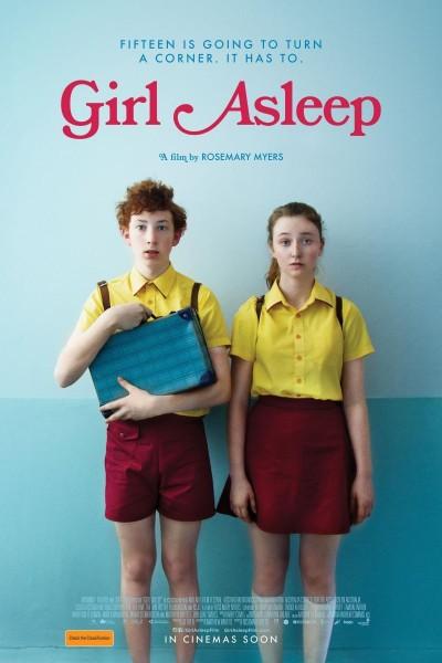Caratula, cartel, poster o portada de La chica dormida