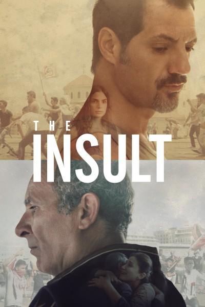 Caratula, cartel, poster o portada de El insulto