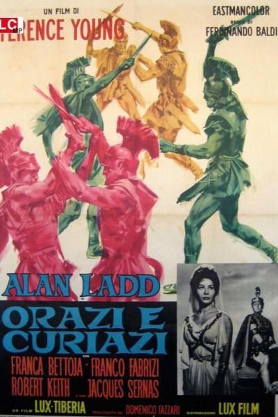 Caratula, cartel, poster o portada de La espada del vencedor