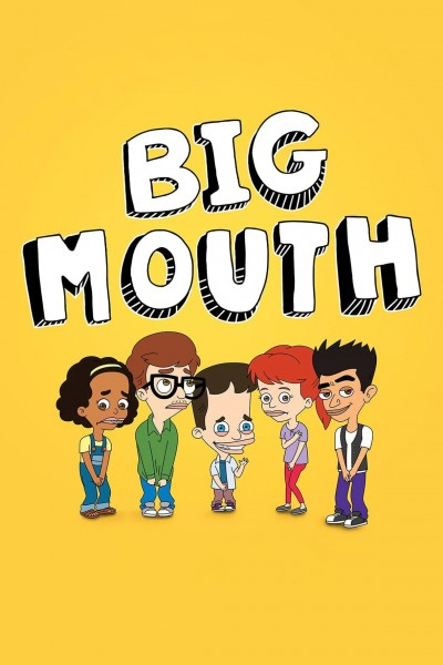 Caratula, cartel, poster o portada de Big Mouth