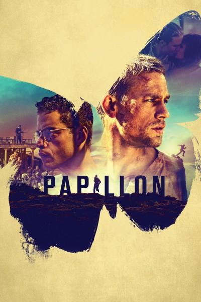 Caratula, cartel, poster o portada de Papillon